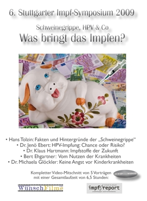 Video-DVD vom 6. Stuttgarter Impfsymposium